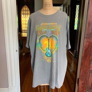 Comfort Colors Kenny Chesney Tour T-shirt XL EUC